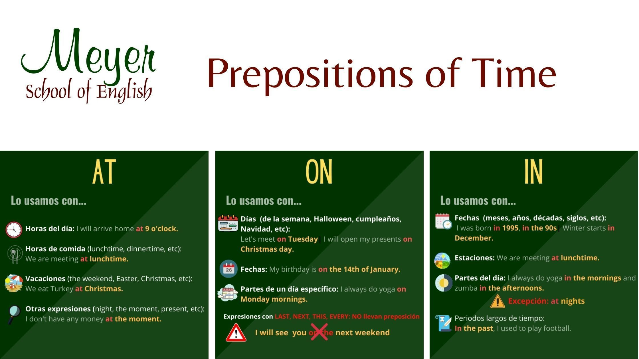 prepositions-of-time-inglés-at-on-in